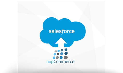 Picture of NopCommerce SALESFORCE