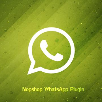 Picture of nopCommerce Plugins Widgets.Whatsapp